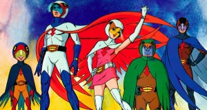 Battle of the Planets (yes, I know it's Gatchaman!)